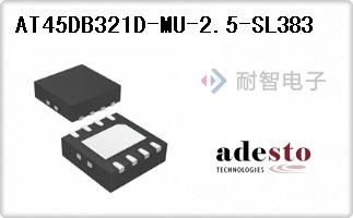 AT45DB321D-MU-2.5-SL383