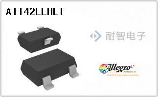 Allegro公司的霍尔效应磁性传感器IC-A1142LLHLT