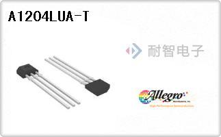Allegro公司的霍尔效应磁性传感器IC-A1204LUA-T