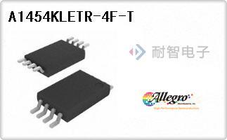 Allegro公司的磁性传感器 - 霍尔效应,数字开关,线性,罗-A1454KLETR-4F-T