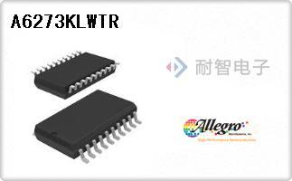 Allegro公司的配电开关,负载驱动器芯片-A6273KLWTR