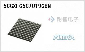 Altera公司的FPGA现场可编程门阵列-5CGXFC5C7U19C8N