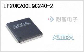 Altera公司的FPGA现场可编程门阵列-EP20K200EQC240-2