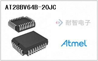 AT28BV64B-20JC
