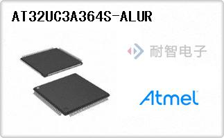 Atmel公司的微控制器-AT32UC3A364S-ALUR