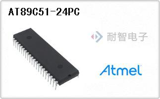 Atmel公司的微控制器-AT89C51-24PC