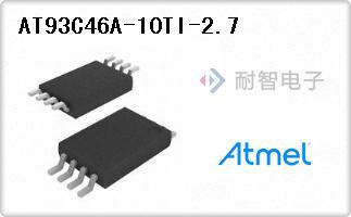 AT93C46A-10TI-2.7