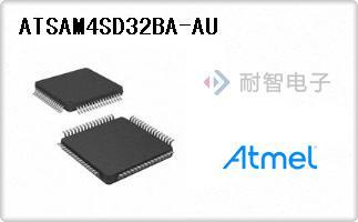 ATSAM4SD32BA-AU
