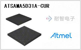 ATSAMA5D31A-CUR