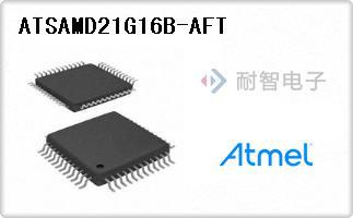 ATSAMD21G16B-AFT