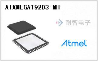 ATXMEGA192D3-MH