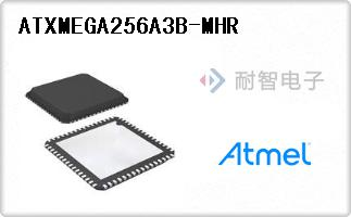 ATXMEGA256A3B-MHR