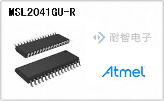 Atmel公司的LED驱动器芯片-MSL2041GU-R