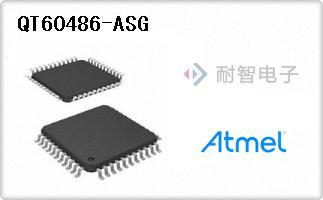 Atmel公司的电容式触摸传感器IC-QT60486-ASG