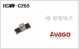 Avago公司的分立指示LED-HSMW-C265