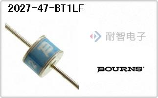 Bourns公司的气体放电管避雷器(GDT)-2027-47-BT1LF