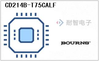 Bourns公司的TVS - 二极管-CD214B-T7.5CALF
