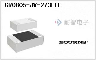 Bourns公司的芯片电阻-CR0805-JW-273ELF