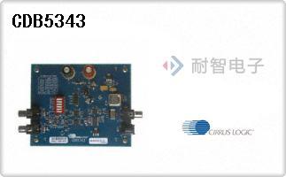CirrusLogic公司的模数转换器评估板-CDB5343