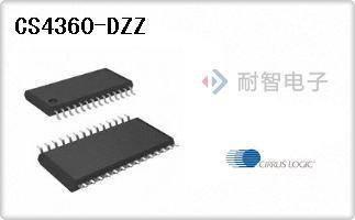 CirrusLogic公司的数模转换器芯片-CS4360-DZZ