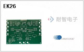 CirrusLogic公司的运算放大器评估板-EK26