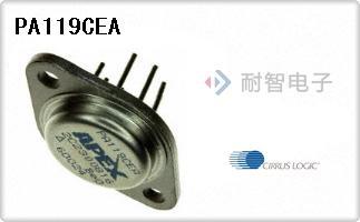 CirrusLogic公司的视频放大器和频缓冲器芯片-PA119CEA
