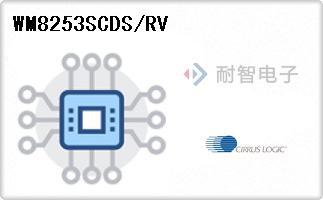 WM8253SCDS/RV