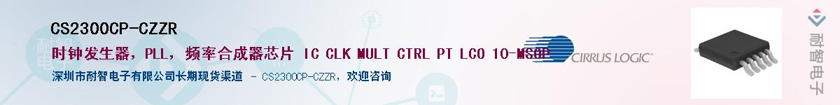 CS2300CP-CZZR供应商-耐智电子