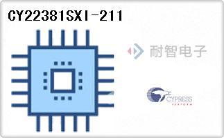 CY22381SXI-211