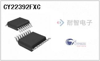 CY22392FXC