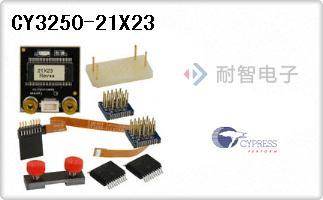 Cypress公司的评估板配件-CY3250-21X23