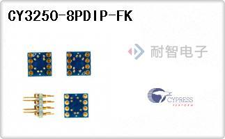 CY3250-8PDIP-FK