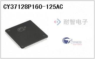 CY37128P160-125AC