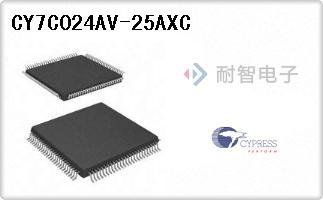 CY7C024AV-25AXC