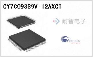 CY7C09389V-12AXCT