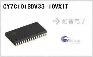 CY7C1018DV33-10VXIT