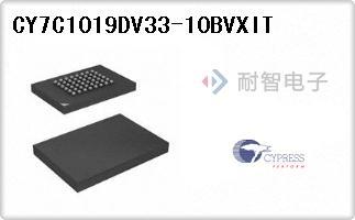 CY7C1019DV33-10BVXIT