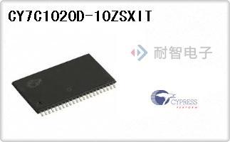 CY7C1020D-10ZSXIT