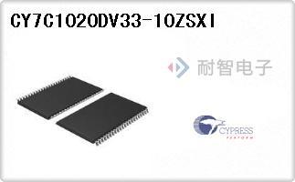 CY7C1020DV33-10ZSXI