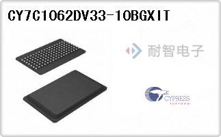 CY7C1062DV33-10BGXIT