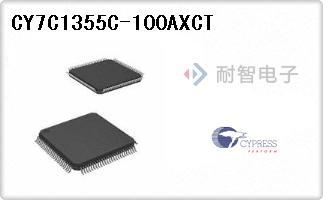 CY7C1355C-100AXCT