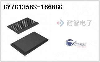 CY7C1356S-166BGC