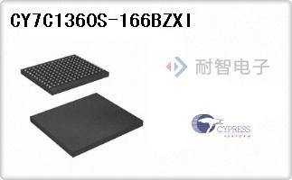 CY7C1360S-166BZXI