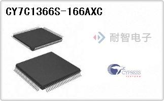 CY7C1366S-166AXC