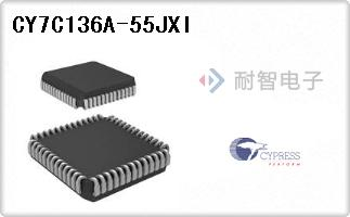 CY7C136A-55JXI