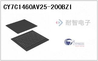 CY7C1460AV25-200BZI