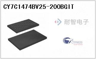 CY7C1474BV25-200BGIT