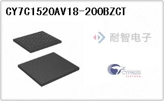CY7C1520AV18-200BZCT