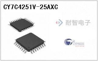 CY7C4251V-25AXC