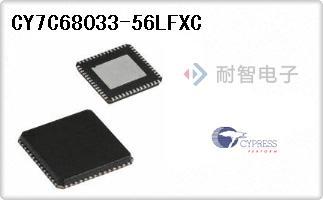 CY7C68033-56LFXC